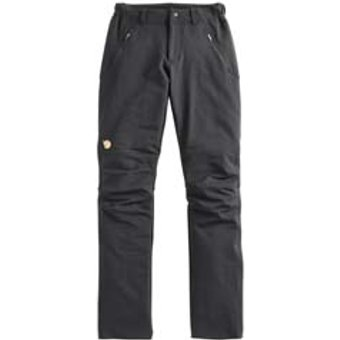Fjällräven Damen Hose Oulu Trousers W schwarz, Gr. 34