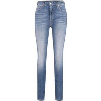 Calvin Klein Jeans Damen Jeans High Rise Skinny