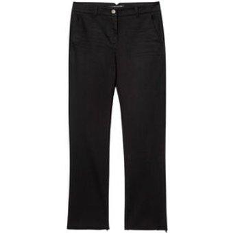 Luisa Cerano Damen Jeans Boot Cut 7 8-Länge