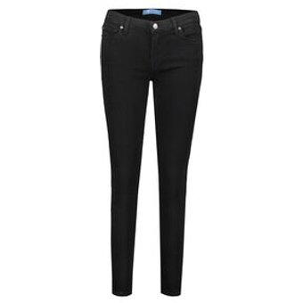 7 For All Mankind Damen Jeans Skinny Fit cropped