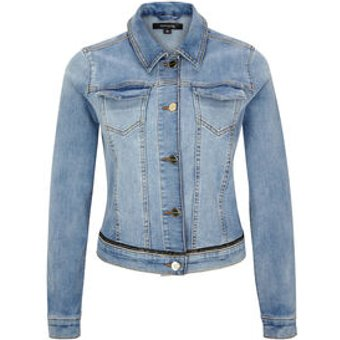 comma Damen Jeansjacke