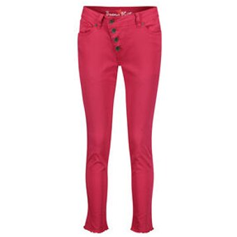 Buena Vista Damen Jeans Slim Fit 7 8-Länge