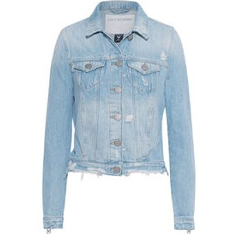 True Religion Damen Jeansjacke