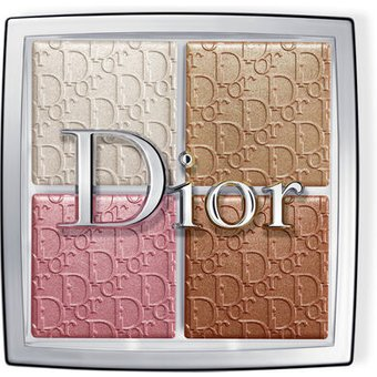 DIOR GLOW FACE PALETTE PURER SCHIMMER HIGHLIGHTER BLUSH, 001, 001