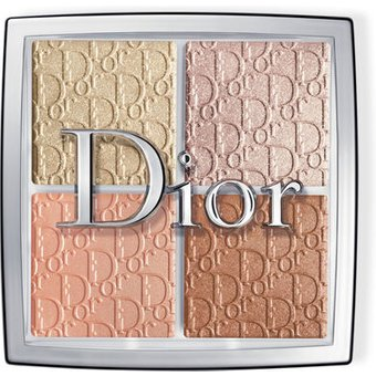 DIOR GLOW FACE PALETTE PURER SCHIMMER HIGHLIGHTER BLUSH, 002, 002