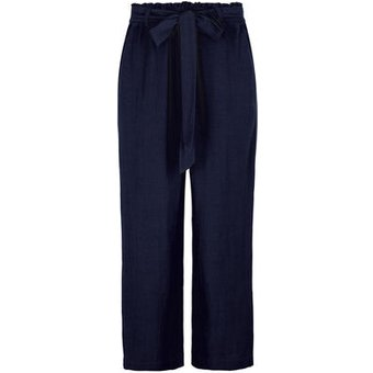 Million X Damen Hose Culotte, navy blue, 38, 38