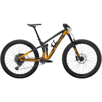 Trek Fuel EX 9.8 GX Lithium Grey/Factory Orange XL 29´´