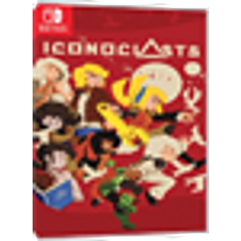 Iconoclasts Nintendo Switch Download Code