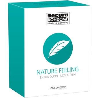 "Secura Kondome Nature Feeling"", extra dünn"