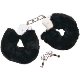 Bad Kitty Handschellen mit Plüsch