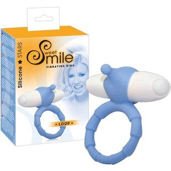 """Sweet Smile Vibro-Penisring Loop"""", 7 cm, 3 cm"""