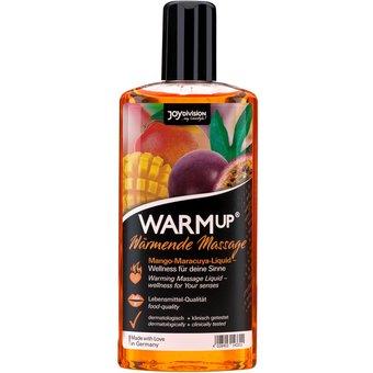 "Joydivision Präparate Massageöl WARMup Mango Maracuja"", 150 ml"