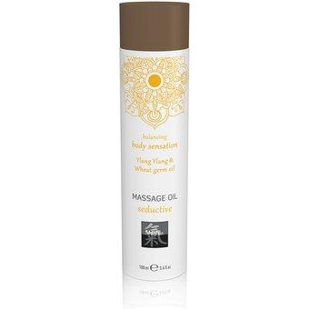 "HOT Shiatsu Massageöl Seductive Ylang-Ylang"", 100 ml"