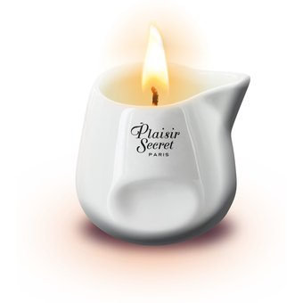 """Plaisir Secret Massagekerze Massage Candle"""" wird zum Massageöl, 80 ml"""