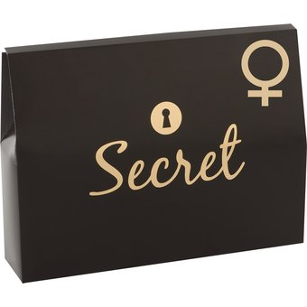"Orion 4-teiliges Set Your Secret Pleasure"" für Frauen mit Toys und Massage-Öl"