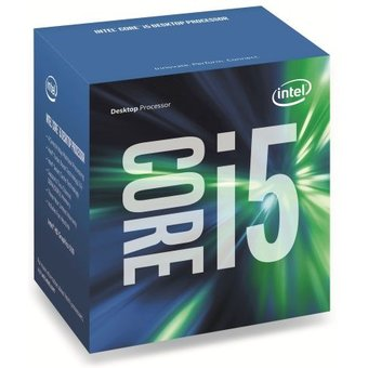 CPU INTEL i5-6600K, Quad-Core, Box