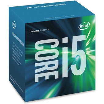 CPU INTEL Core i5-7400, 4x 3,0 GHz, LGA1151