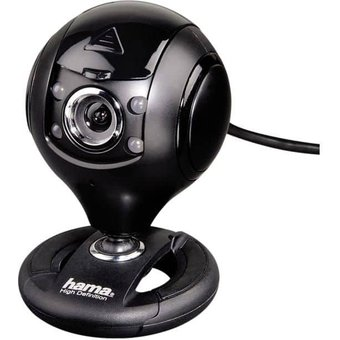 HD-Webcam HAMA Spy Protect 53950, USB
