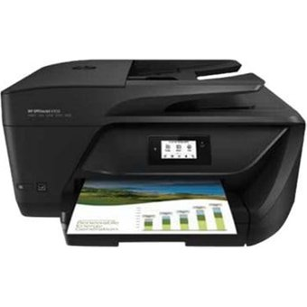 HP Officejet 6950 All-in-One P4C85A Tintendrucker Multifunktion mit Fax Farbe Tinte