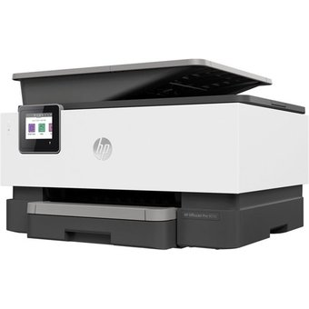 HP Officejet Pro 9010 All-in-One Tintendrucker Multifunktion mit Fax Farbe Tinte