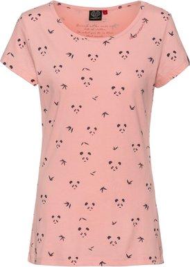 Ragwear Mint Panda T-Shirt Damen