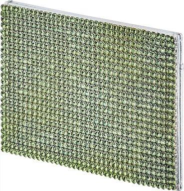 Marina Kartenhalter, grün, palladiniert