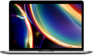 Apple MacBook Pro 13,3' 2020 Core i5 1,4/8/512 GB Touchbar Space Grau MXK52D/A