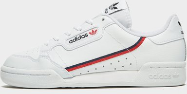 adidas Originals Continental 80 Kinder - Weiss - Kids, Weiss
