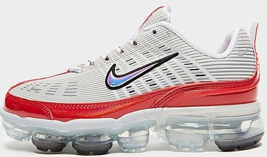 Nike Air VaporMax 360 Damen - Grey/Red, Grey/Red