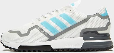 adidas Originals ZX 750 HD Herren - Only at JD - White/Grey/Blue, White/Grey/Blue