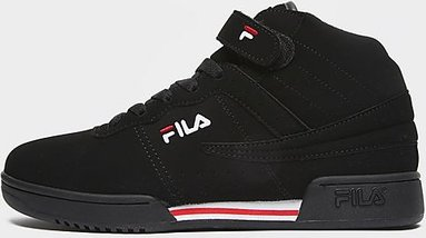 Fila F13 Kinder - Only at JD - Black/Red - Kids, Black/Red