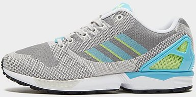 adidas Originals ZX 8000 Weave Herren - Only at JD - Grey/Blue, Grey/Blue