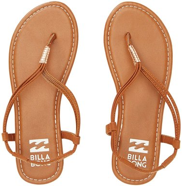 Billabong Strand Walk Sandals braun