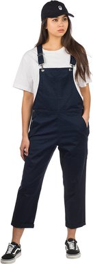 Element Long Dayz Dungaree Pants blau