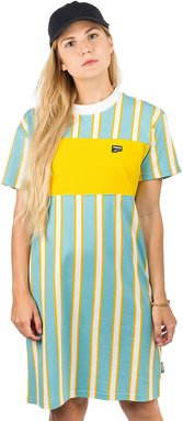 Puma Downtown Stripe Dress blau