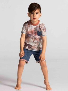 CALIDA Toddlers Tropic Kinder Kurz-Pyjama