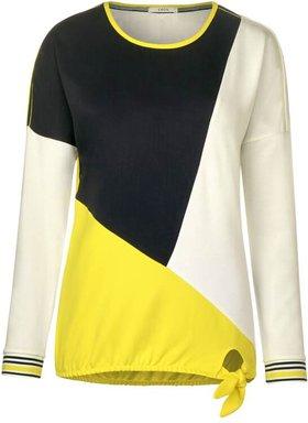 Shirt mit Colourblock-Design