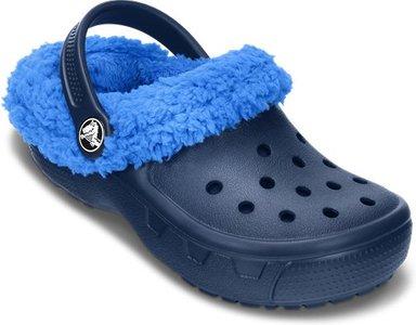 Crocs Mammoth EVO Clogs Kinder Navy / Varsity Blue
