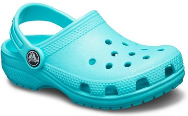 Crocs Classic Clogs Kinder Pool Blue