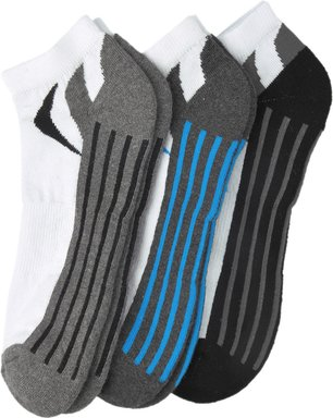 3 Paar Herren Sportsneaker-Socken im Set