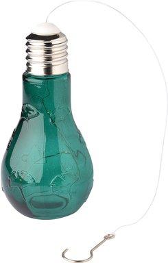 LED Deko-Glühbirne mit 10 LEDs