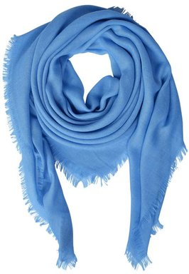Schal mit leichter Struktur