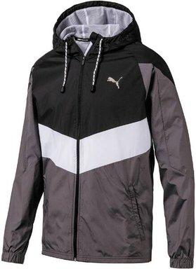 PUMA Herren Windbreaker-Jacke Reactive Wvn jacket
