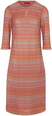 Jersey-Kleid 3/4-Arm Laura Biagiotti Roma mehrfarbig