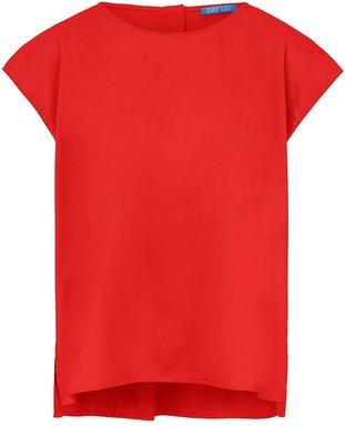 Blusen-Shirt DAY.LIKE rot