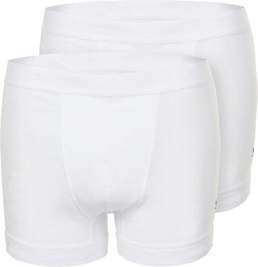 2er-Pack Boxershorts aus 95% Baumwolle 5% Elastan