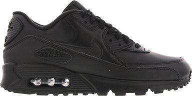 Nike Air Max 90 Leather - Herren Schuhe black