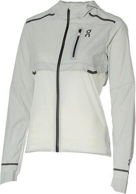 On Weather Jacket - Damen grey Laufbekleidung