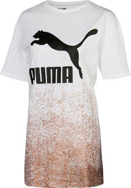 Puma Kiss Artica Tee - Damen Kurz white