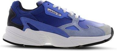 adidas Falcon - Damen Low Schuhe purple